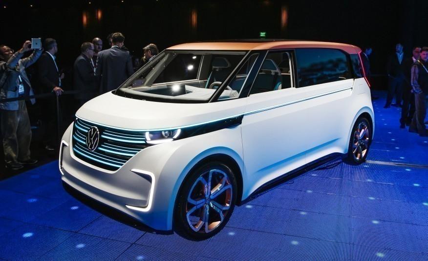 Volkswagen  eléctrica- presentación
