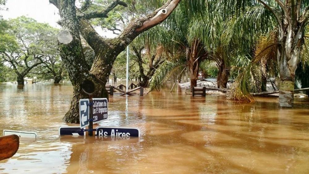 deforestación e inundaciones - concordia últimas inundaciones