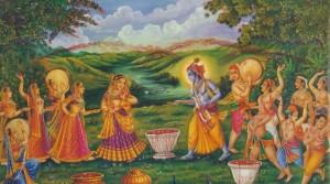 holi-Krishna