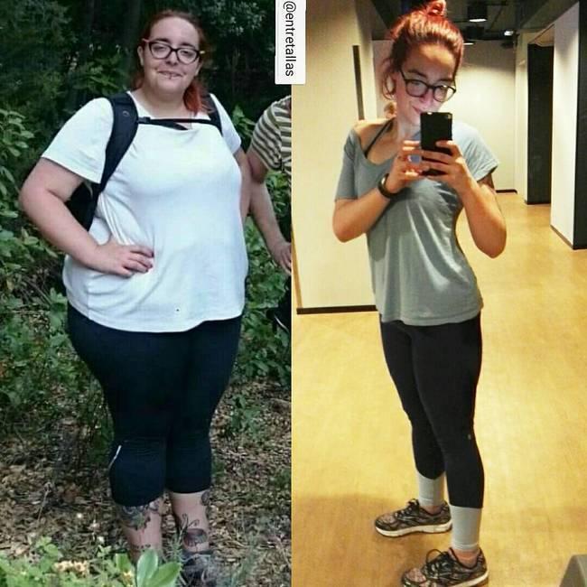 como bajar de peso a los 51 anos