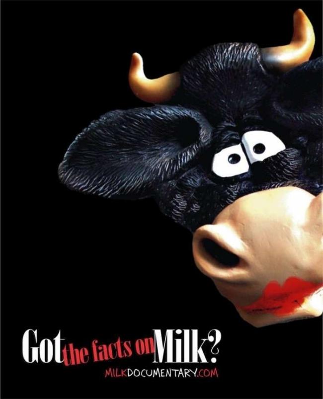 qué sabes de la leche película