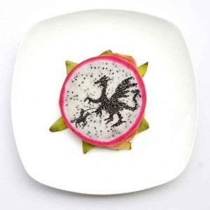 Originative food art created by Hong Yi 8