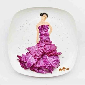 Originative food art created by Hong Yi 21