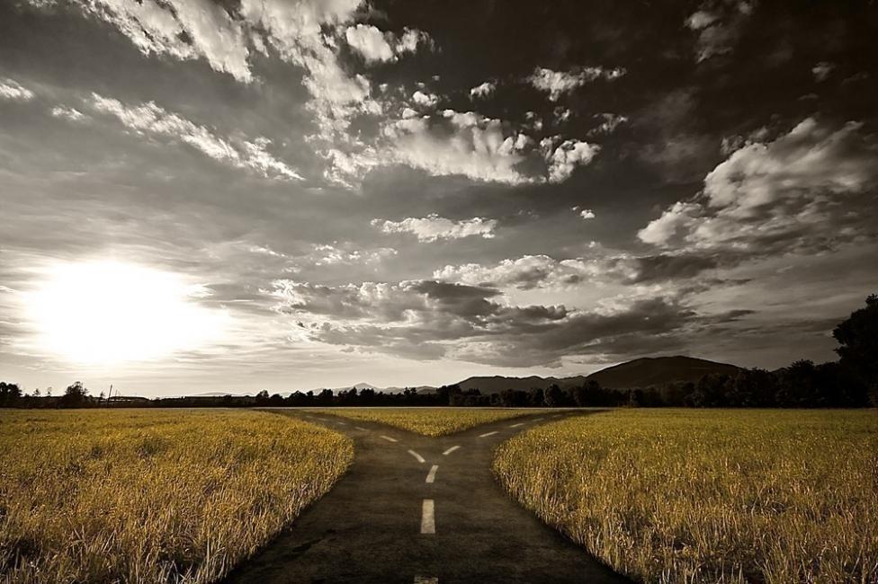 ver la vida de otra manera - caminos