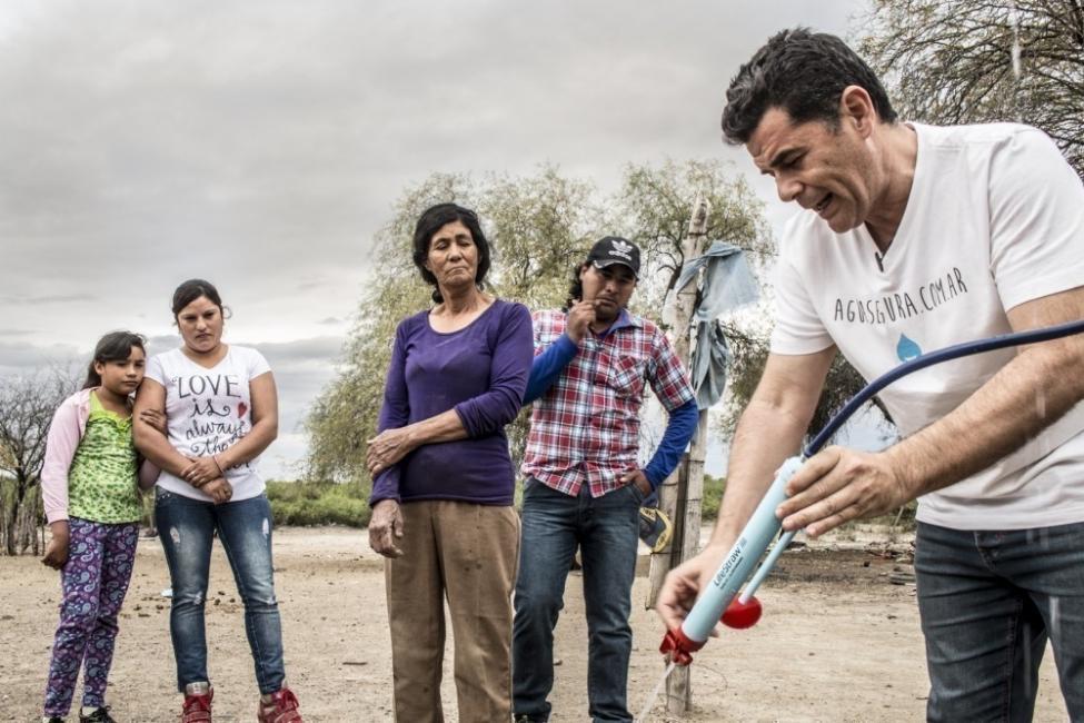 proyecto agua segura- julián weich