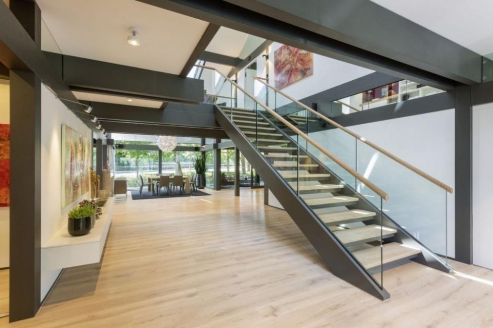 Casas estilo alemán, modulares y autosustentables- interior