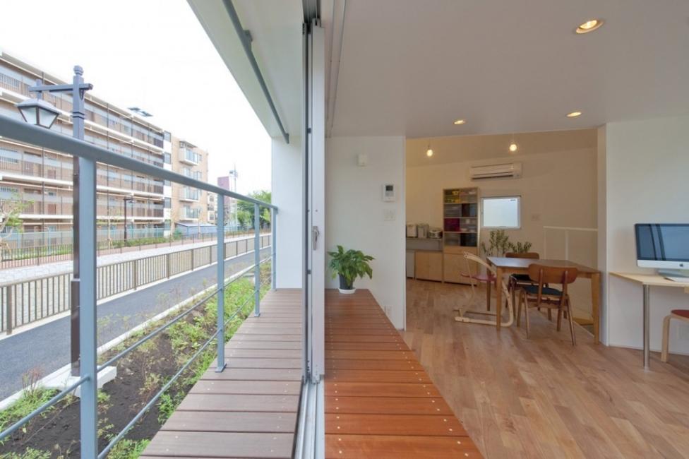 interiores de casa pequeña- diseño