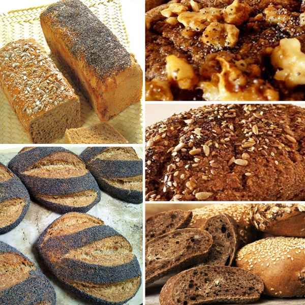 panes integrales varios