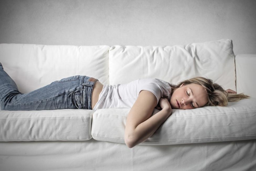 Entrena tu cerebro para quedarte dormido en 30 segundos - dormir