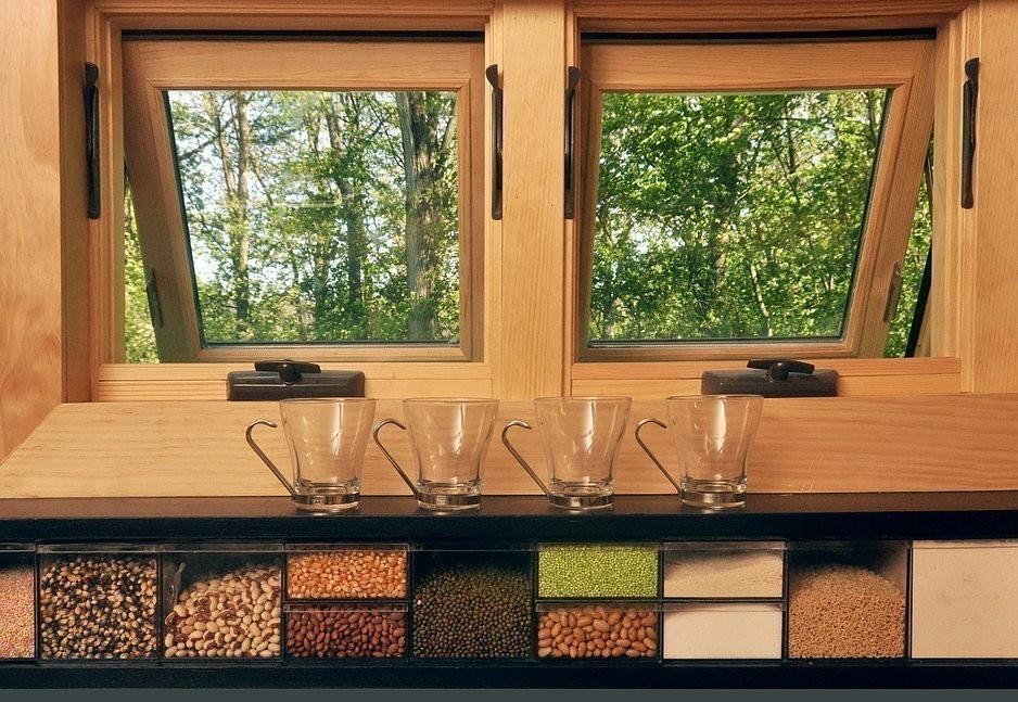 multifuncional casita - cocina interior