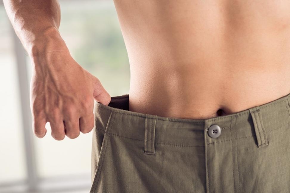 Parche para reducir el abdomen de manera natural- bajar de peso