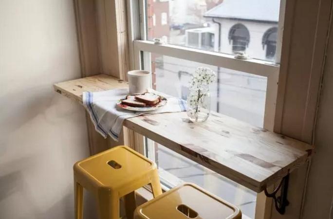 minimalismo desayunador