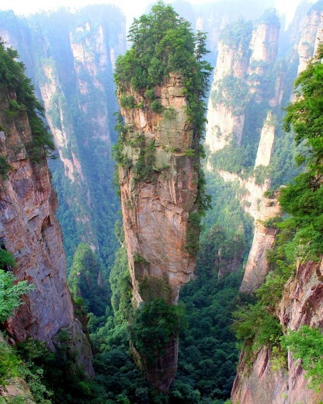 lugares de otro mundo montañas de otro mundo