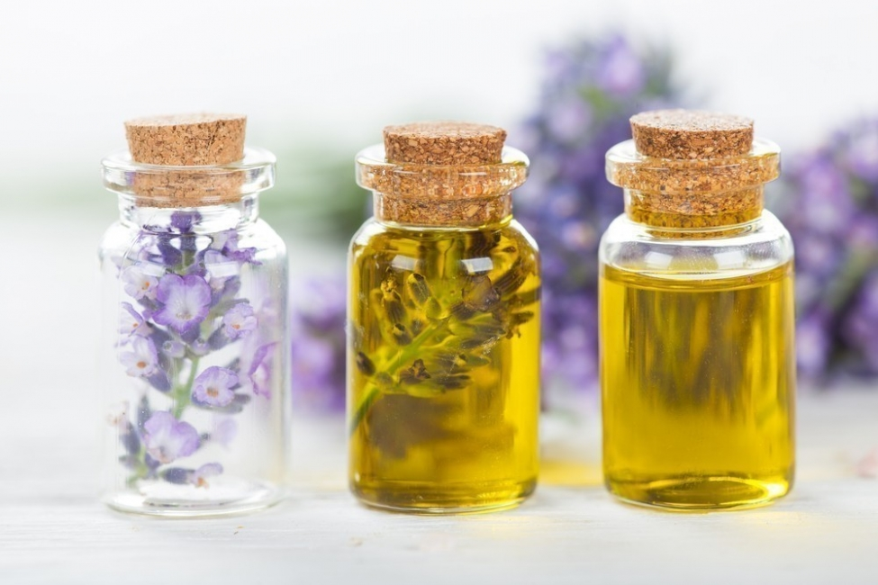 aceites esenciales - dolor de cabeza