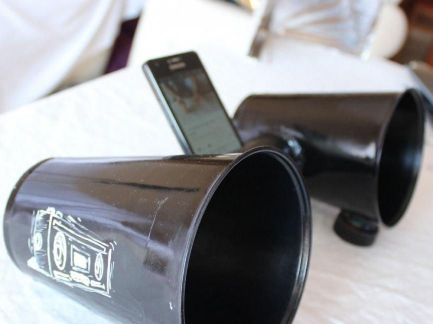 Cómo hacer amplificadores caseros para tu móvil
