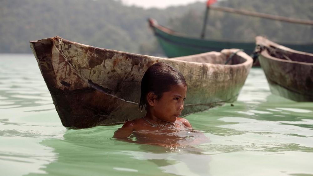 Niños moken ojos de delfin- investigaciones