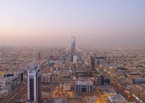 ciudades contaminadas ciudad Riad