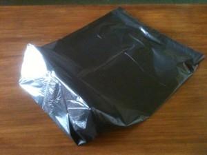 11 - Y listo el macetero!... el proceso es el mismo que se usa para empaques de regalos y bolsas de papel...