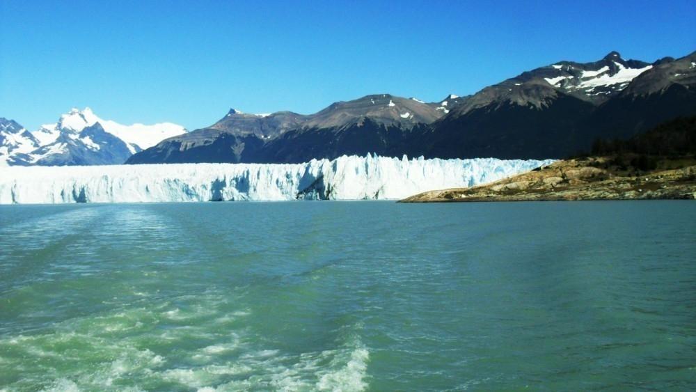 Salvá al Glaciar Perito Moreno - el glaciar