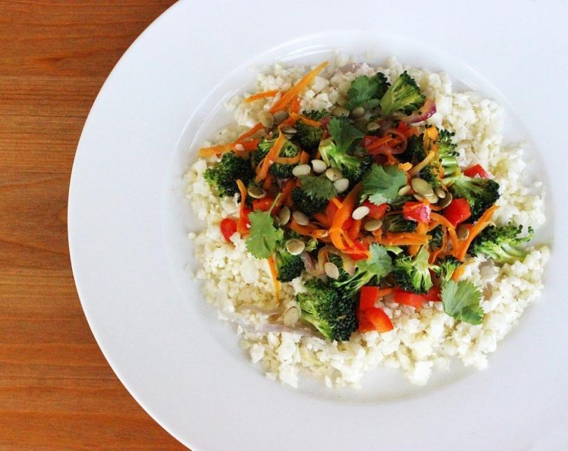 recetas vegetarianas faciles bajas calorias