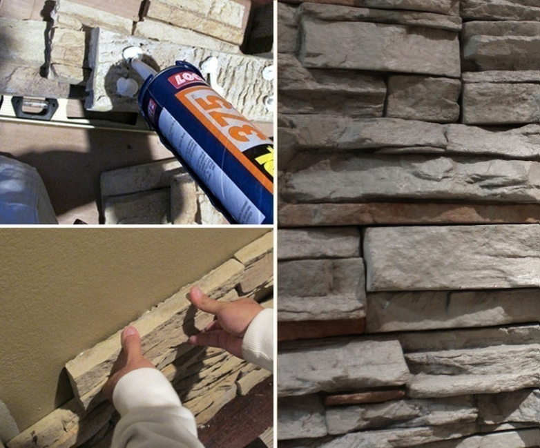 renovar tus espacios con falsa piedra- paso a paso