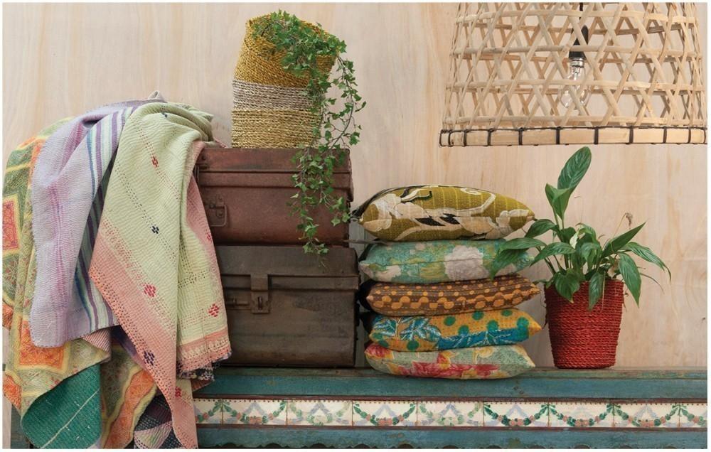 Ideas para decorar tu casa con estilo bohemio- objetos