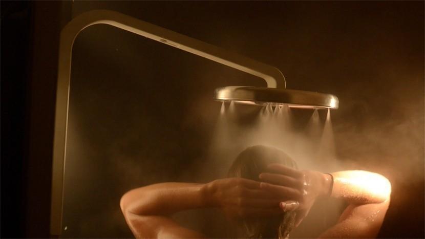 ahorrar agua en la ducha- diseño- innovación
