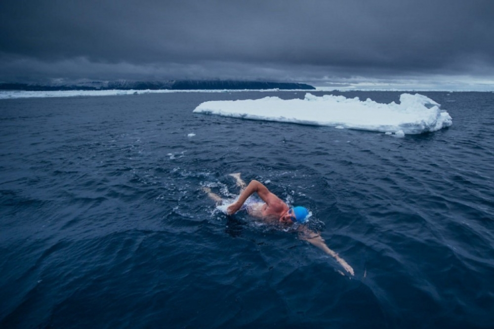 nadador activista