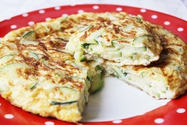 tortilla de clabacin