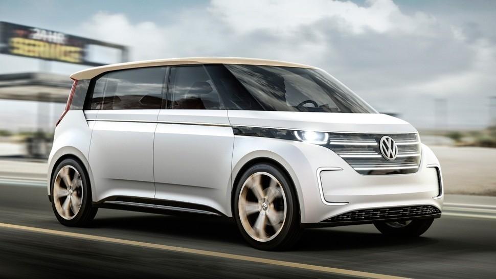 Volkswagen  eléctrica -