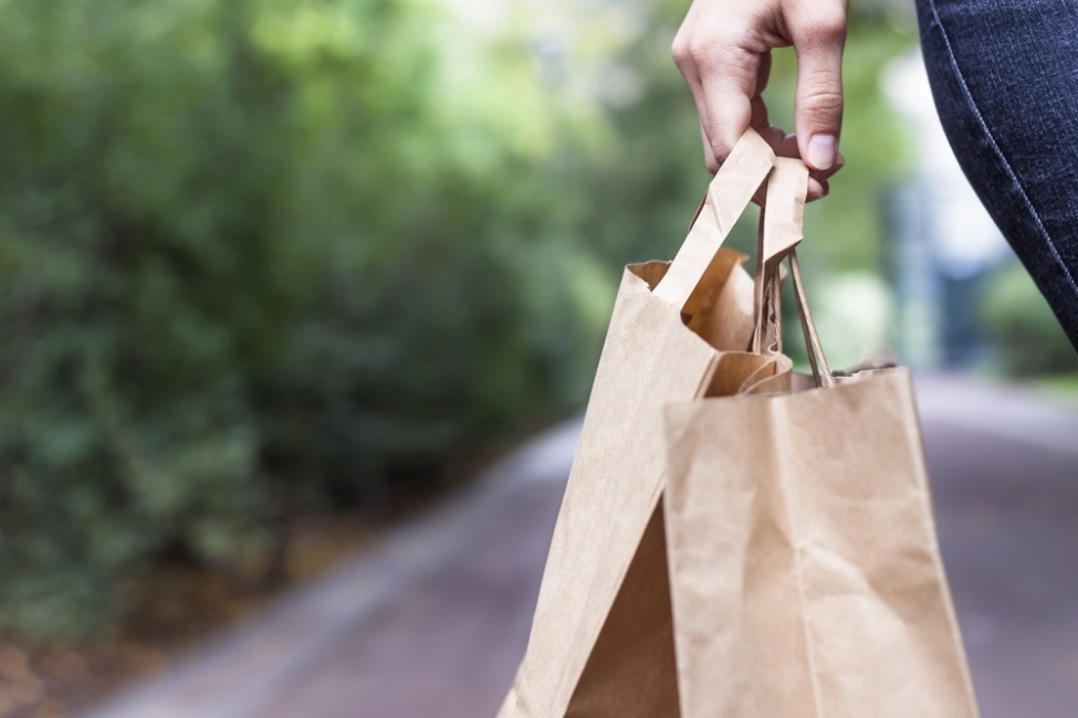 navidad sustentable - compras