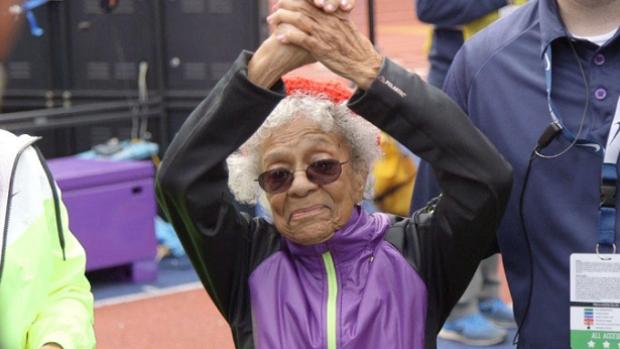 Ida Keeling