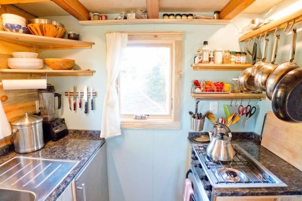 casita pequeña- cocina