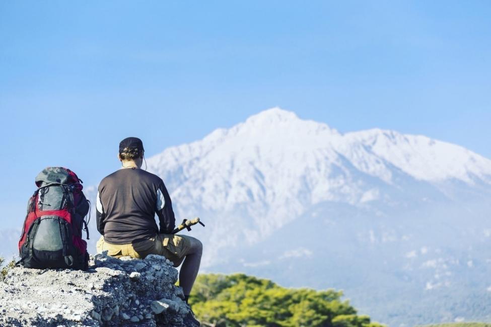 Relajarse según el signo del zodiaco: sagitario trekking