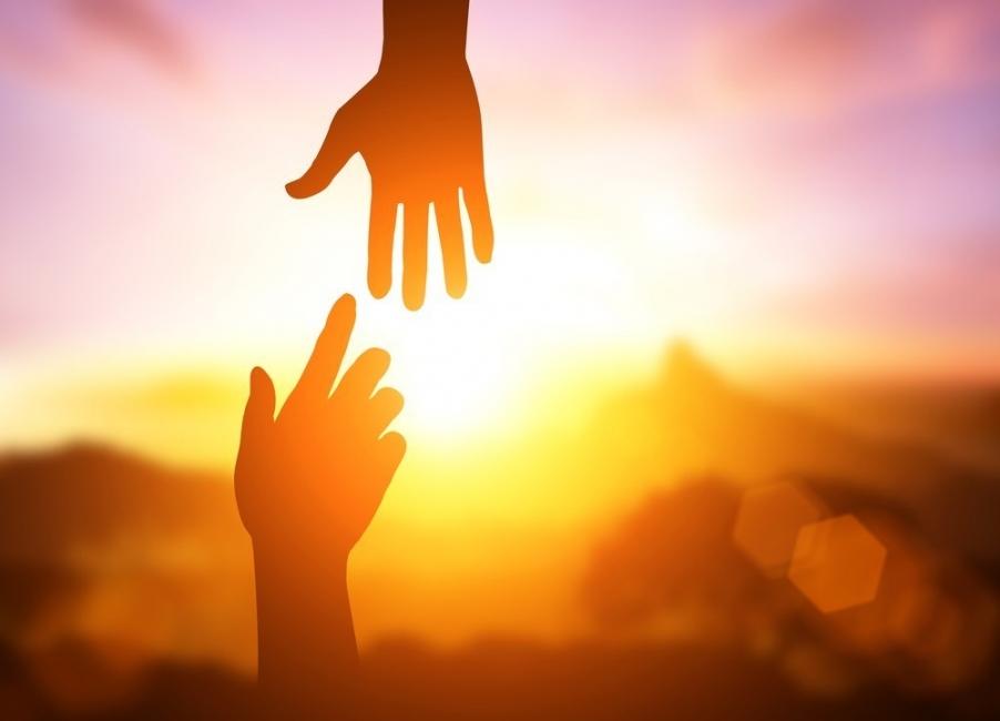 voluntarios , caridad, cambios de vida