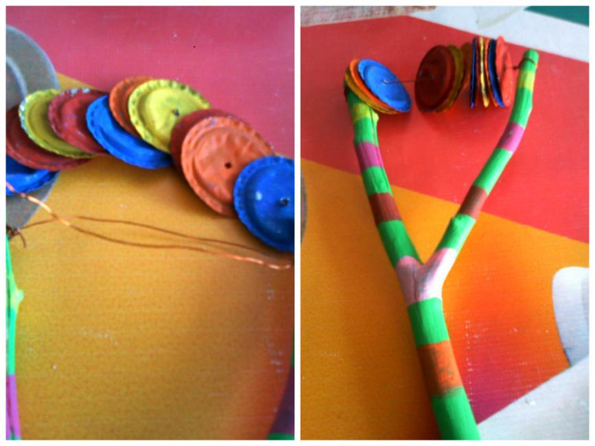 instrumentos musicales para niños- ideas