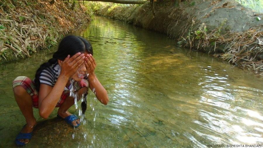 nepal menstruación mujeres fotos
