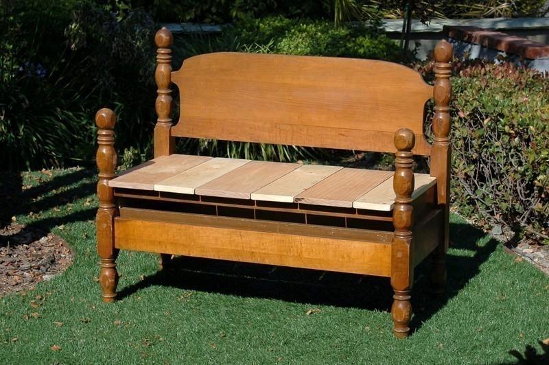 Cómo transformar una cama en un sillón - asiento