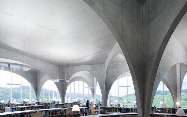 Tama_Art_University_Library_Toyo_Ito_7