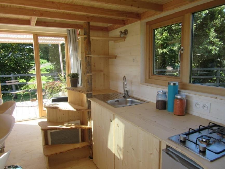 casa rodante- cocina