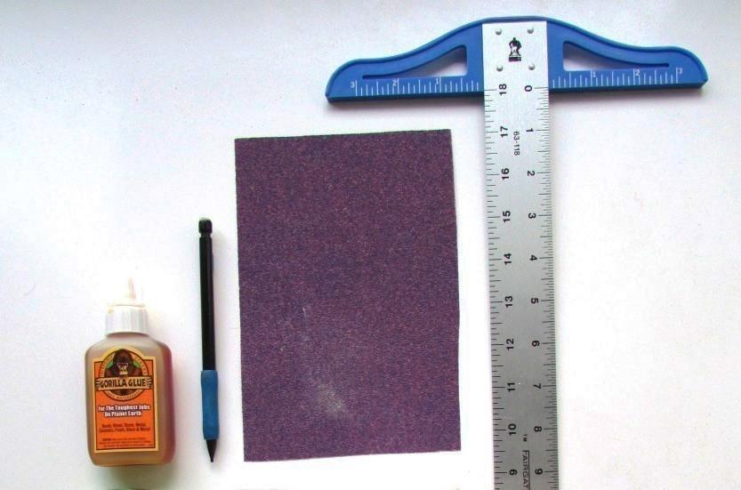 mesa auxiliar- materiales