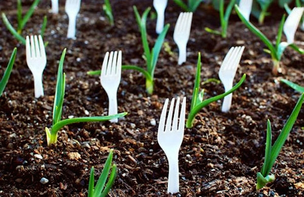 Forks-in-Garden