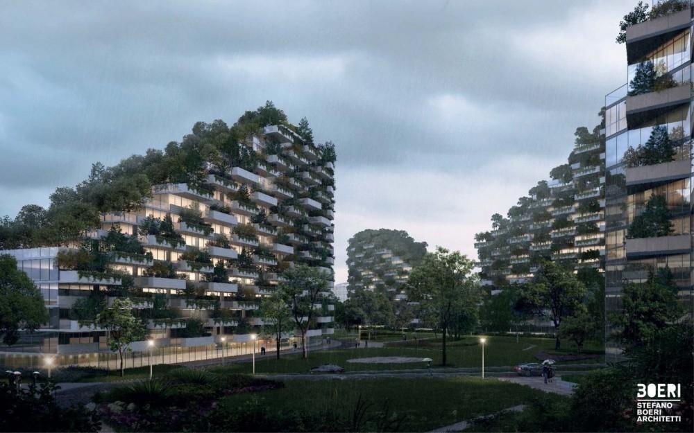 La ciudad bosque albergará a 30 mil personas