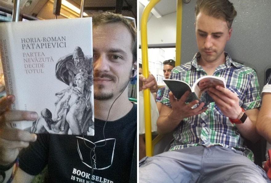 viajar gratis leyendo en transporte publico en rumania