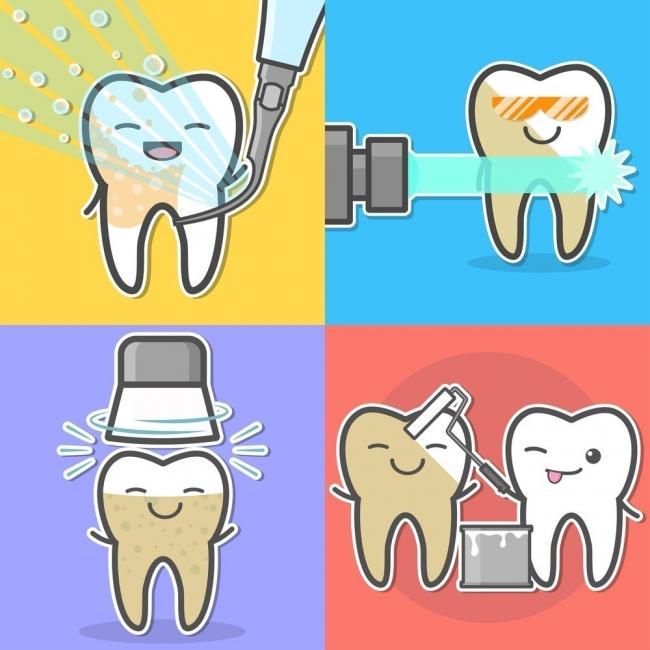 luchar contra el sarro dental
