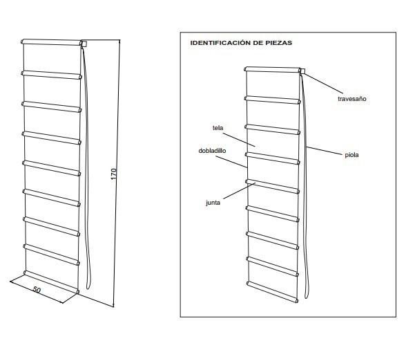 cortinas - esquema- construir- planos