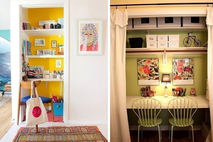 armario- ideas espacios pequeños