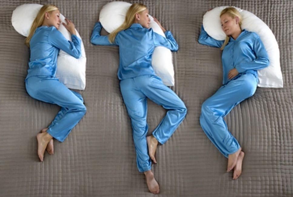 posiciones al dormir