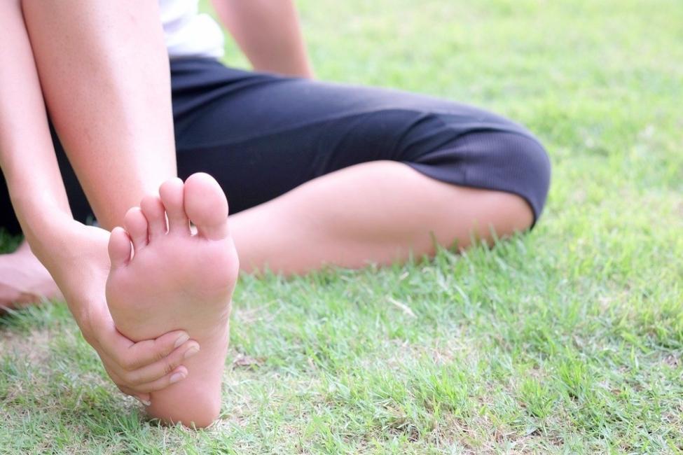 Lo que dicen los pies de la salud