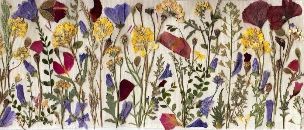Ideas Para Decorar Tu Casa Con Flores Secas - Decorar-con-flores-secas